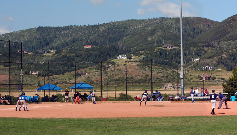TC Baseball World Series, Steamboat Springs, CO & Park City, UT