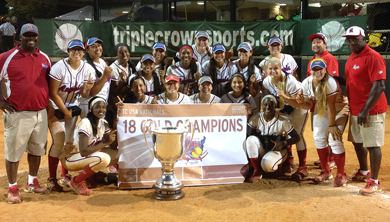 TC/USA 18 Open Champions, Corona Angels - Game Recap