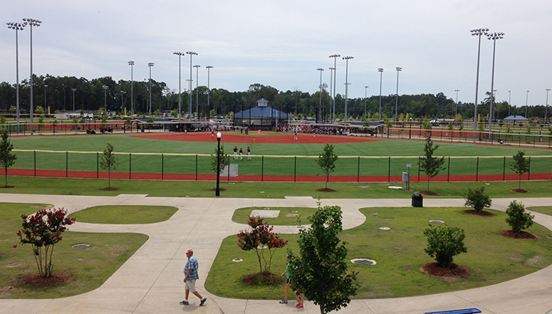 Summer Nationals, Myrtle Beach provides an excellent venue for championship baseball...(read more)
