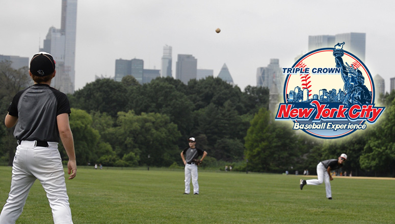 NYC Baseball Experience, Play ball in The Big Apple (read more)