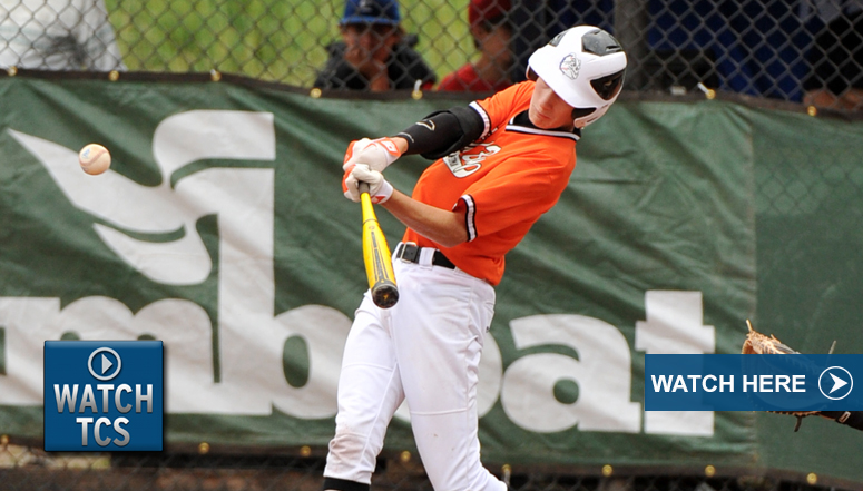 Triple Crown World Series , Webcast - 11U and 13U Championship Games
