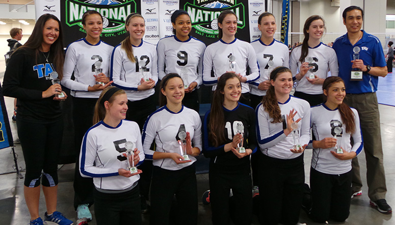 U.S. Club Rankings, TAV claims top spot for second consecutive year (read more)